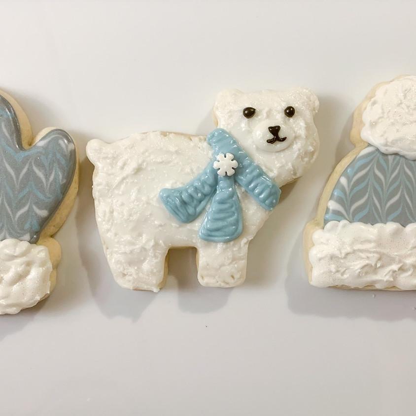 Winter Wonderland Cookie Decorating Class - Kids
