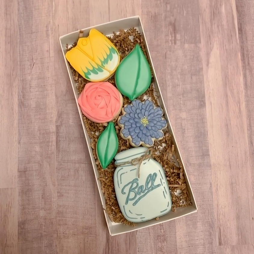 May 11 Cookie Decorating Class **SOLD OUT ** 1pm-3pm