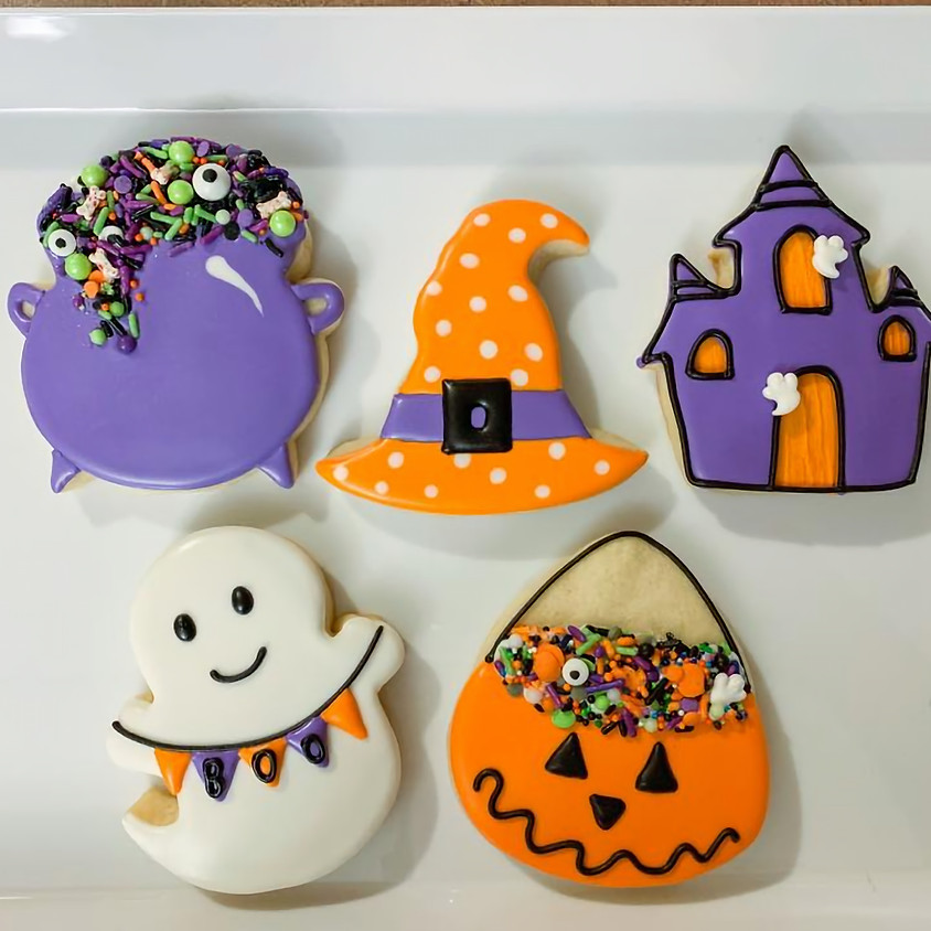 Virtual Cookie Decorating Class - Locals only (GA)