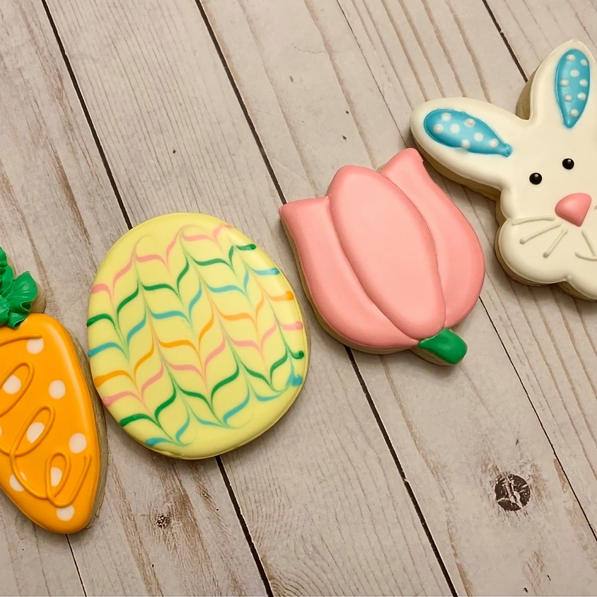 Easter Cookie Decorating - ZOOM