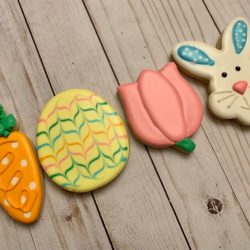 Easter Cookie Decorating - In person