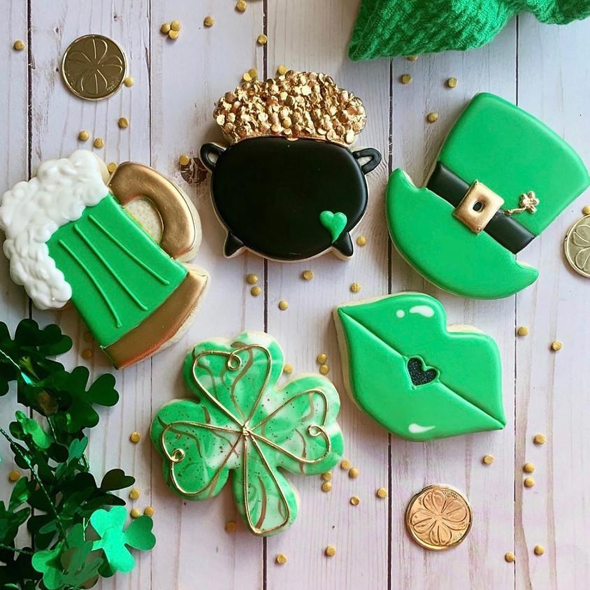 Saint Patrick's Day Class - Zoom