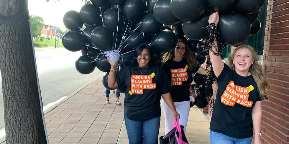 Abilene Walk for Freedom Launch Party