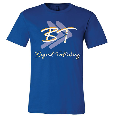 Blue Beyond Trafficking Shirt