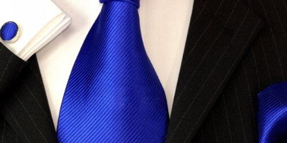 A Blue Tie Affair: Beyond Trafficking's 1st Annual Gala