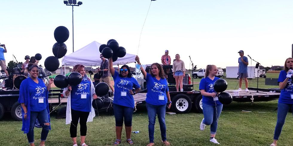 2021 Abilene Walk for Freedom Launch Party