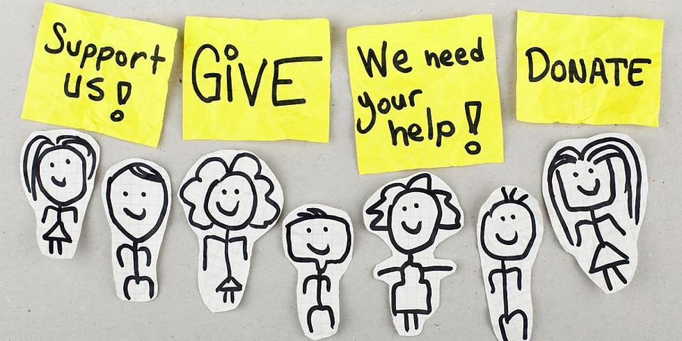 BT Human Trafficking Awareness Fundraiser