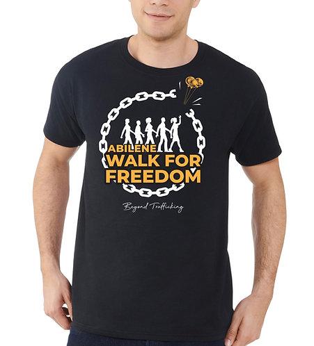 Abilene Walk For Freedom Shirt