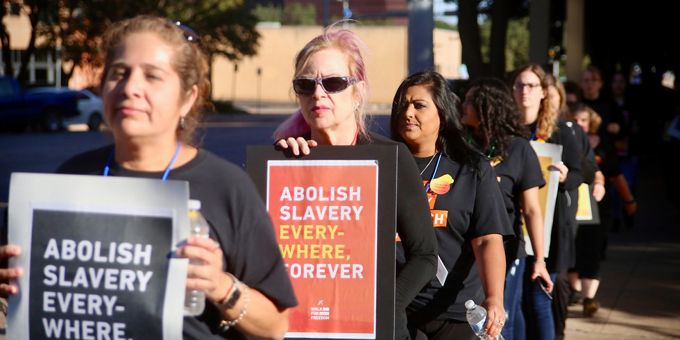 Abilene Walk for Freedom