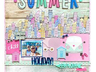 Summer ! - Wendy Meffan
