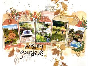Wisley Gardens - Wendy Meffan