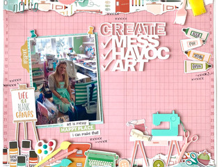 Let's Create Mess, Havoc and Art!