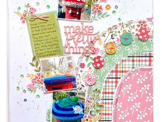 Make Pretty Things - Wendy Meffan
