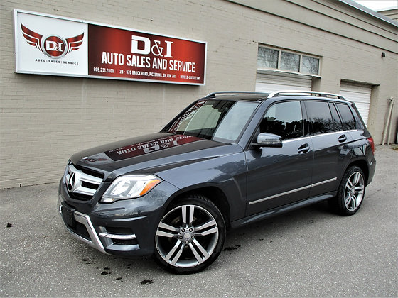 2013 Mercedes GLK 250 Bluetech
