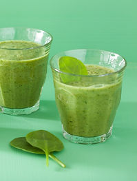 "<img src=""Healthy%20Green%20Smoothies_edited.jpg"" alt=""two glasses of green smoothies with spinach leaves laid next to glasses"">"
