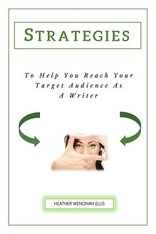 """<img src=""""book cover design for STRATEGIES-1.jpg"""" alt=""""A book called Strategies to Help You Reach Your Target Audience as a Writer"""">"""