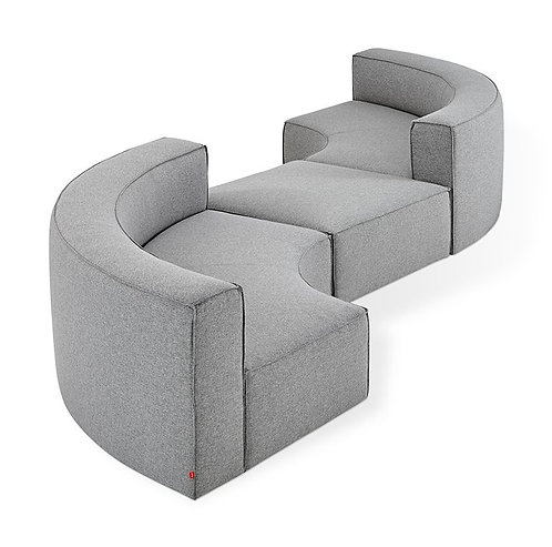 Mix Modular 3-Pc Seating Group