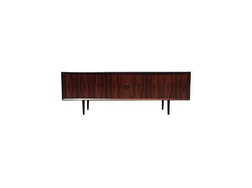 Ib Kofod Larsen Danish Modern Rosewood Credenza
