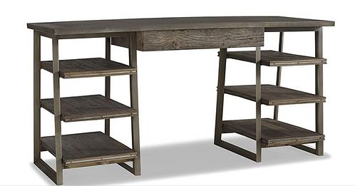 Rustic Industrial Desk By Brownstone Furniture