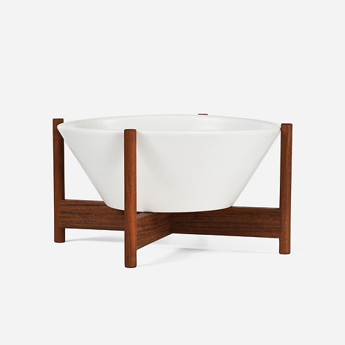 Case Study Wok with Wood Stand