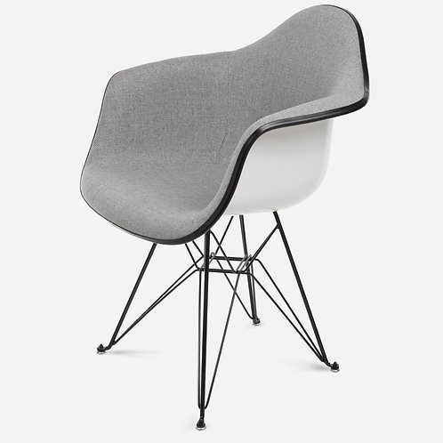 Case Study Upholstered Arm Shell Eiffel