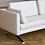 Thumbnail: Palau Kylian Sofa Upholstered in Maharam Kvadrat Divina Melange Felted Wool