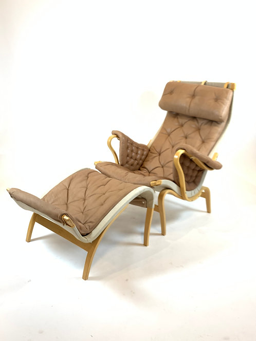 Bruno Mathsson Pernilla Chair for Dux