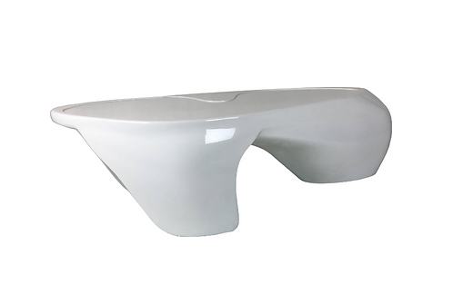 Freeform Coffee Table or Bench by Giorgio Borusso