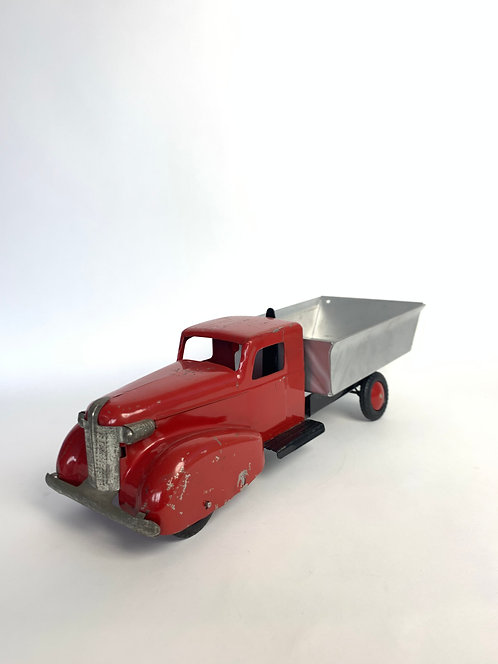 1940's-1950's Tin Truck by All Metal Products, all original