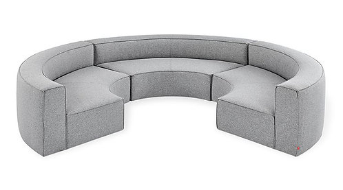 Mix Modular 3-Pc Arc Seating Group