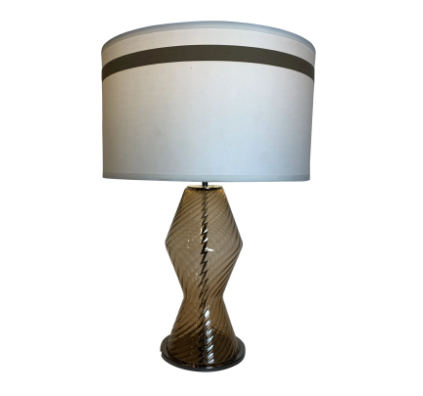 """Barovier & Toso """"Vania"""" Blown Glass Table Lamp"""