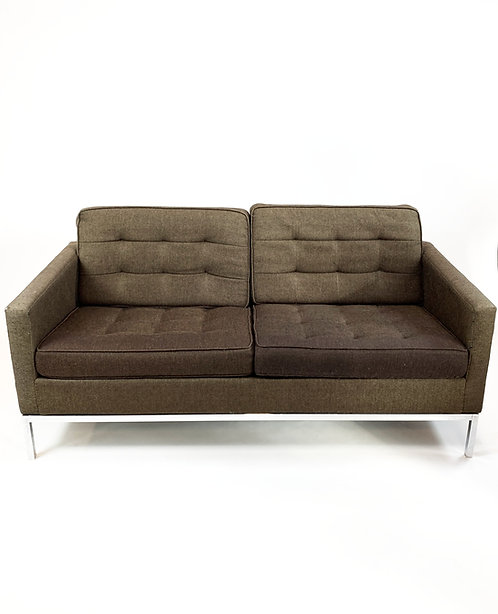 Florence Knoll Settee by Knoll International