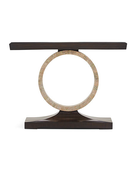John-Richard Napree Circle Console Table