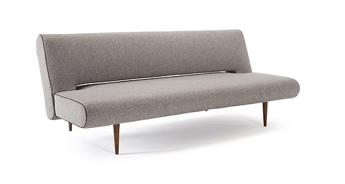 Unfurl Sofa Bed by Innovation- Fabric Shown in Stock