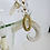 Thumbnail: Murano Glass and Gilt Bronze Chandelier by Barovier & Toso