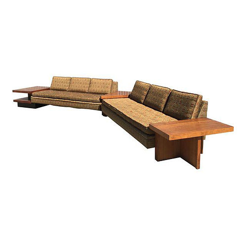 Martin Borenstein Double Sectional Sofa