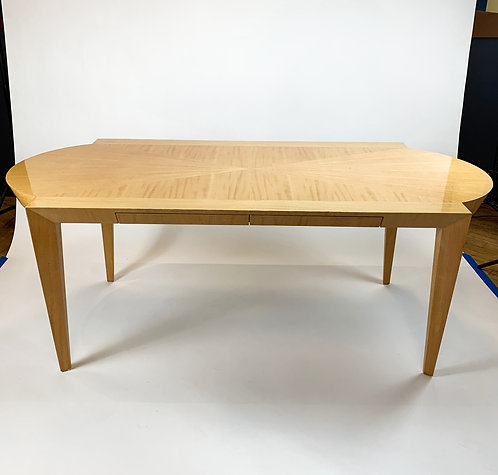 Pie Veneer Desk by Baker