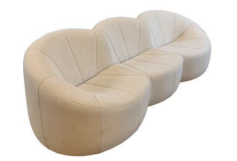 Pierre Paulin Pumpkin Sofa by Ligne Roset
