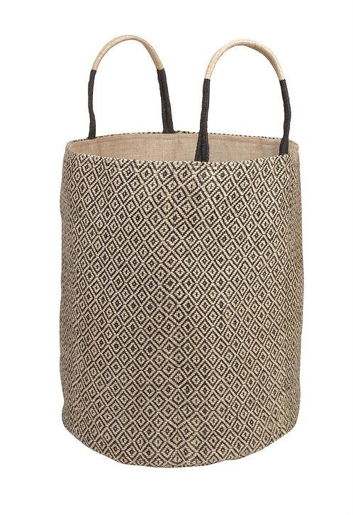 Loomed Basket