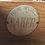 Thumbnail: Ebonized Mahogany Bar Cart by Michael Taylor for Baker