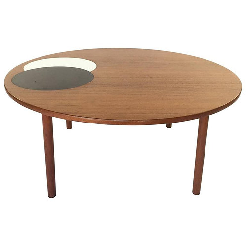 Rare Grete Jalk Eclipse Cocktail Table