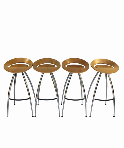Magis Lyra Bar Stool 4 Bayhomeconsignment