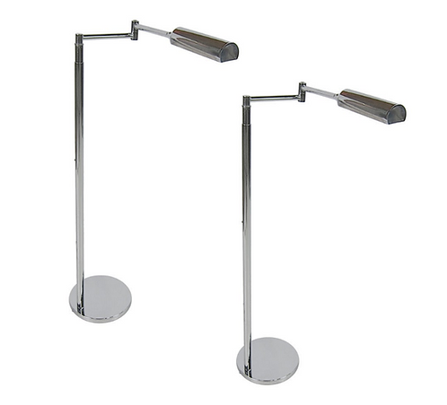Chrome Extension Pharmacy Lamp by Koch & Lowy