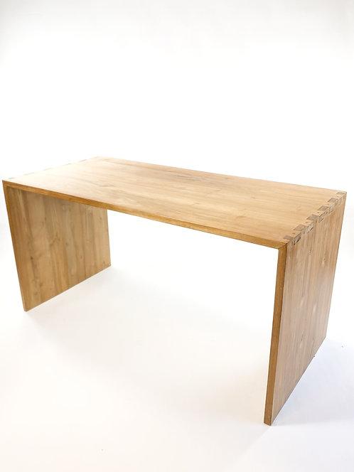 Solid Teak Dovetailed Table or Desk