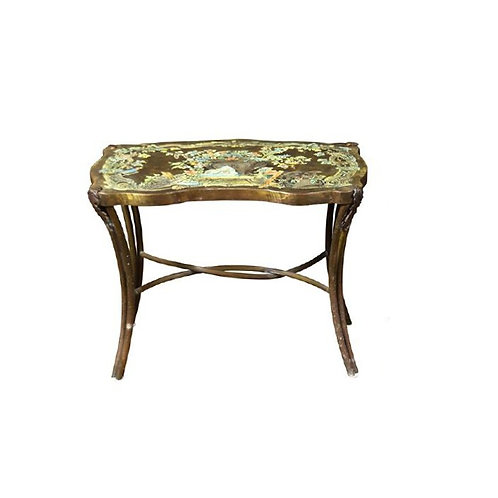 Philip & Kelvin LaVerne Madame Pompadour Tables (2)