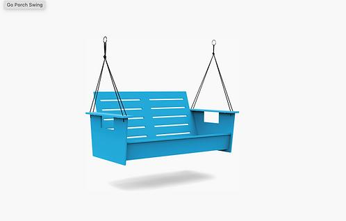 "Loll Designs Outdoor ""Go"" Swing Sofa"