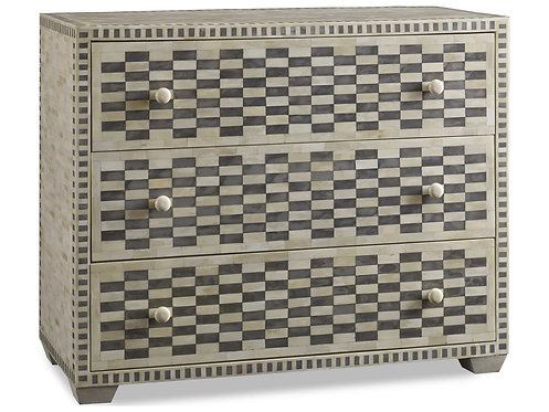 Brownstone Tangier 3 drawer chest