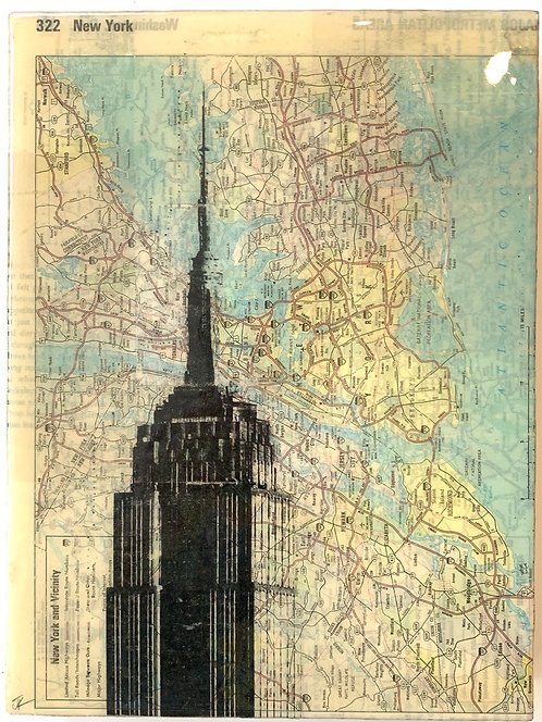 """""""Empire State"""" by Jay Kelly, 2011"""