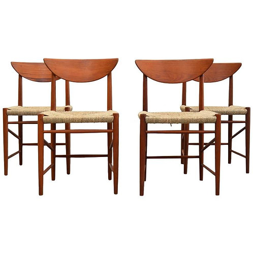 Peter Hvidt Dining Chairs