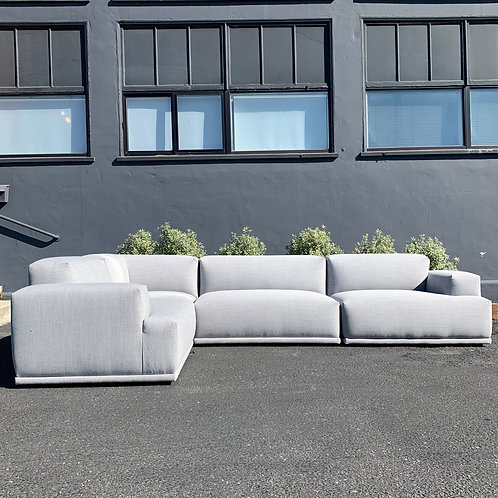 Muuto Connect Sectional